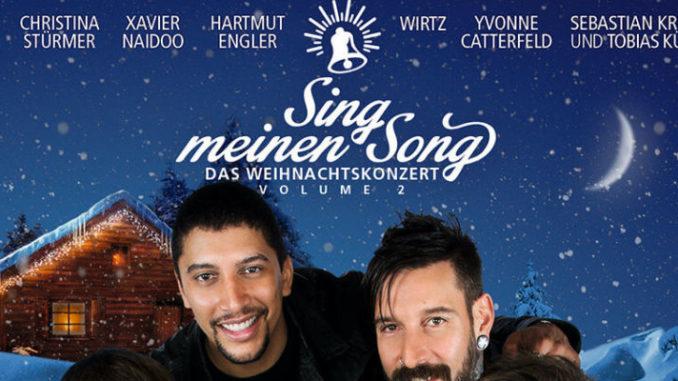 Sing Meinen Song Weihnachtskonzert News
