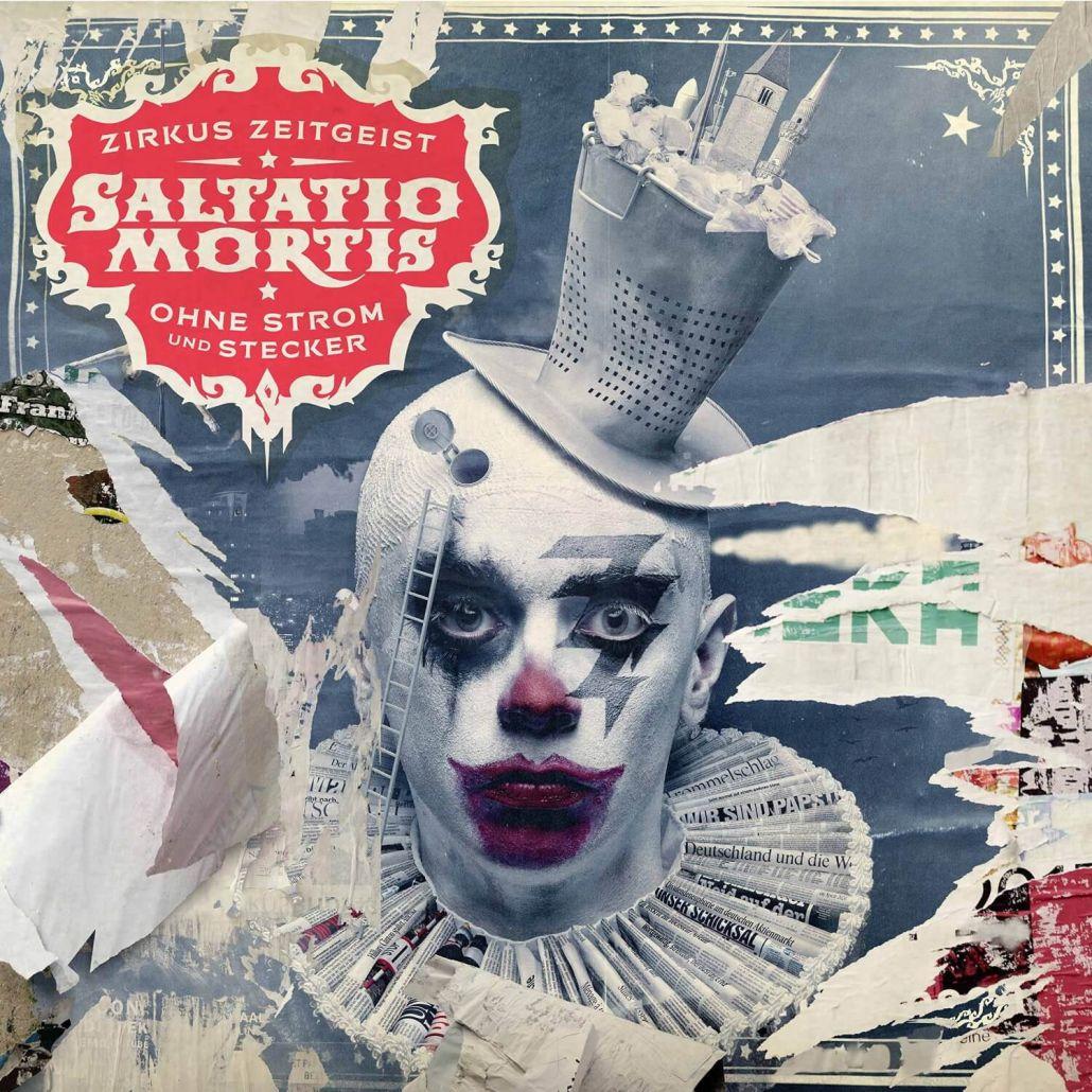 Saltatio Mortis fürs Fest der Liebe mit ruhigen Klängen