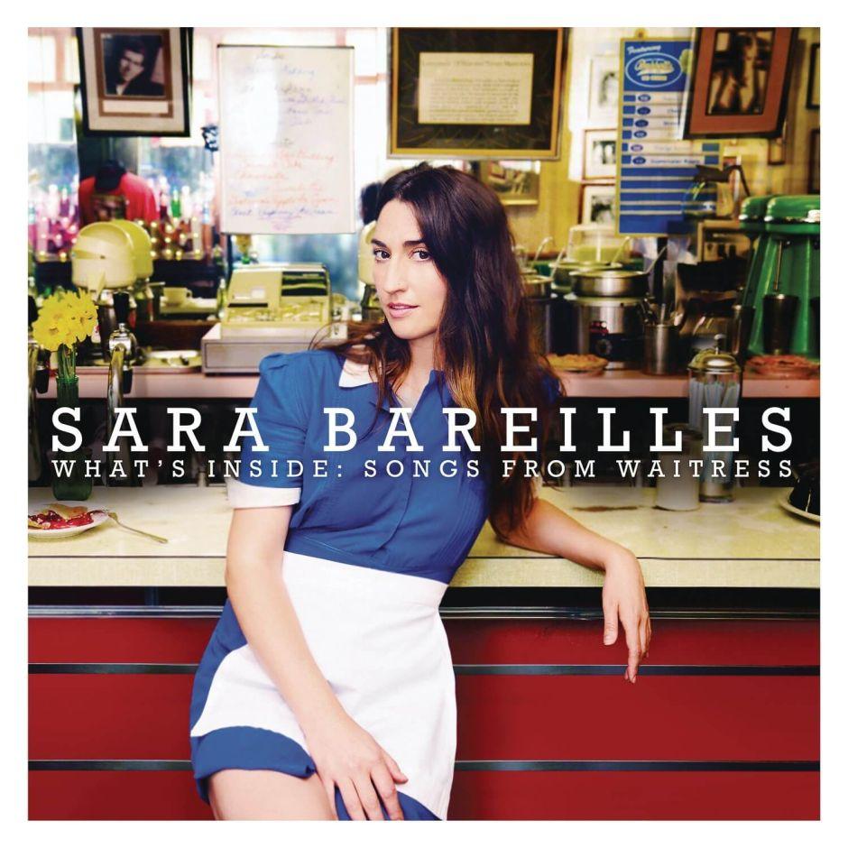 "Sara Bareilles: vom Musical ""Waitress"" zum Album"