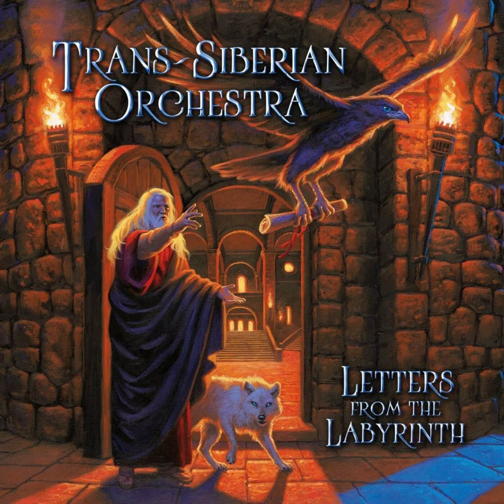 """Das Trans-Siberian Orchestra schreibt """"Letters From The Labyrinth"""""""