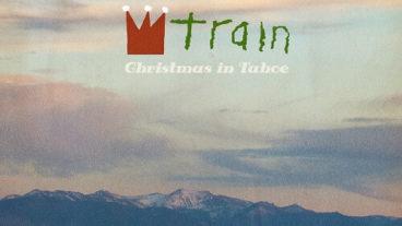 Train feiern