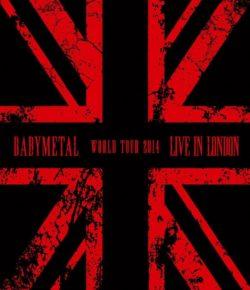 Babymetal Live In London bei Amazon bestellen