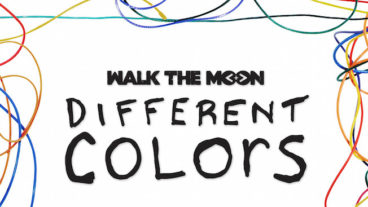"Walk The Moon – neue Single ""Different Colors"""