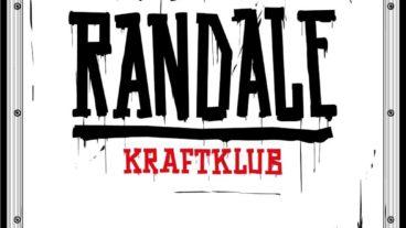 "Kraftklub machen ""Randale"""