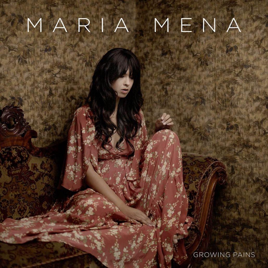 Maria Mena: von wachsenden Schmerzen und Wachstumsschmerzen