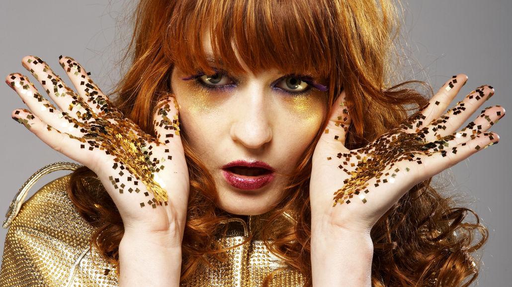 Wild, graziös und ein bißchen durchgeknallt: Florence + The Machine in Düsseldorf