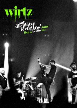 Wirtz Auf die Plätze fertig los!-Tour - Live in Berlin 2015 bei Amazon bestellen