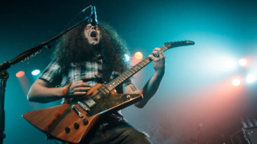 "Coheed and Cambria und ihr neues Album ""The Color Before The Sun"", 26.01.2016 – Köln"