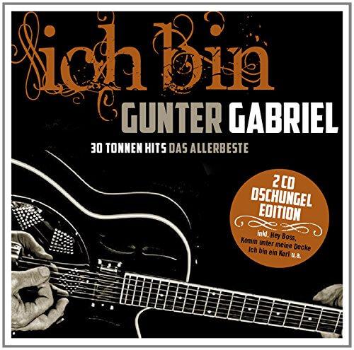 """""""Ich bin Gunter Gabriel"""" – die Single Hits aus den 70ern"""