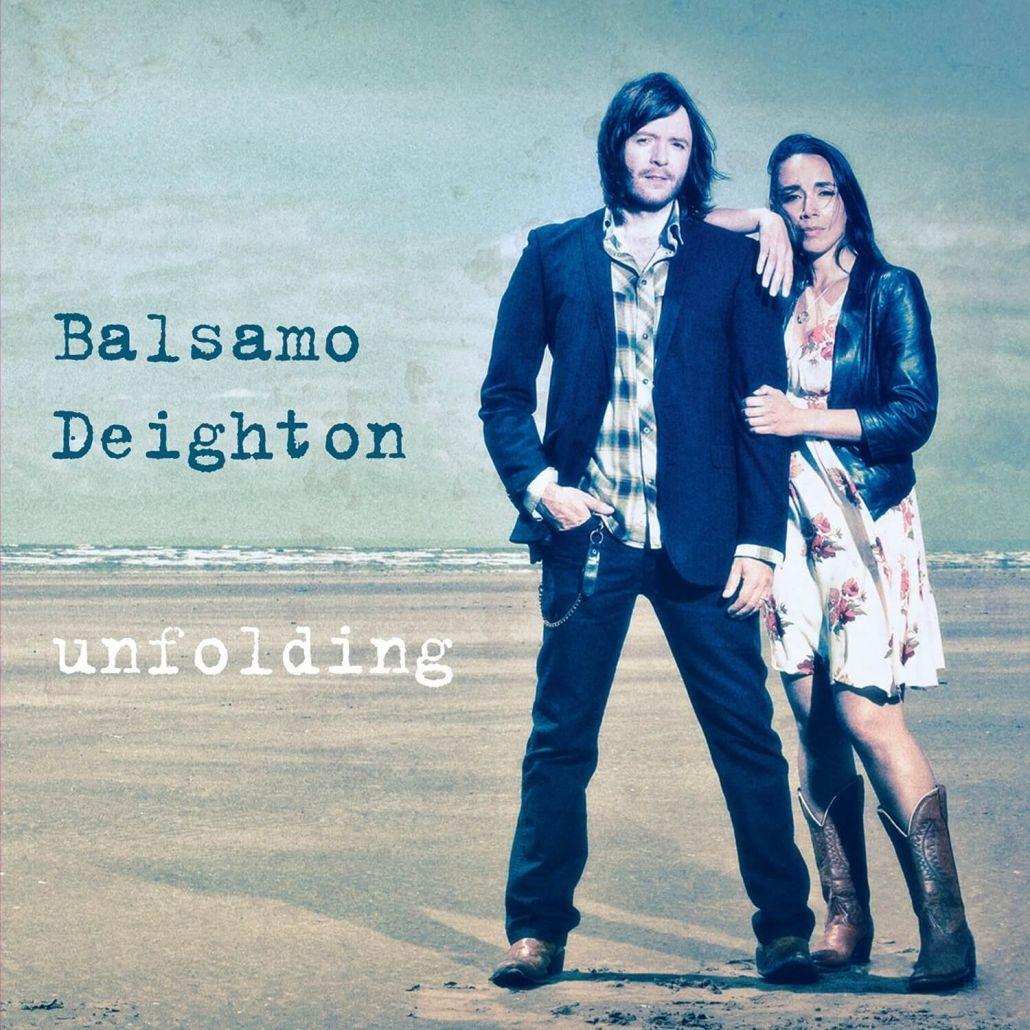 Steve Balsamo und Rosalie Deighton – als Duo entfaltet