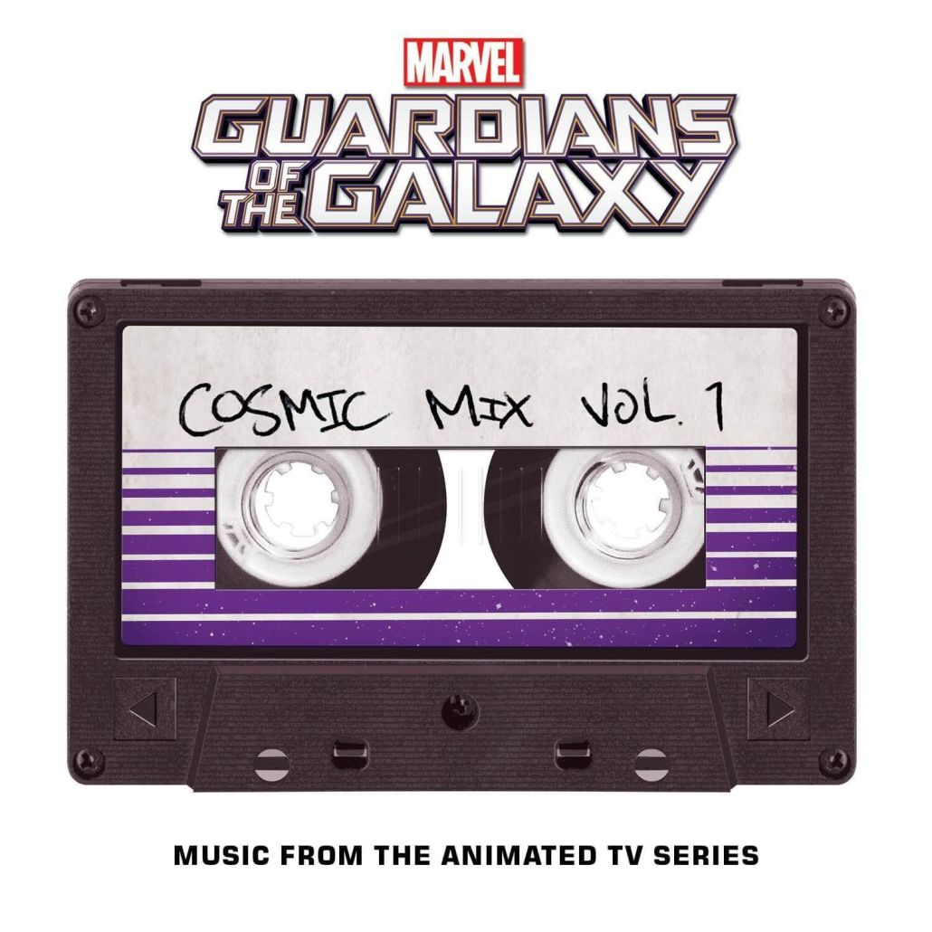 Guardians Of The Galaxy: Soundtrack zur animierten Serie