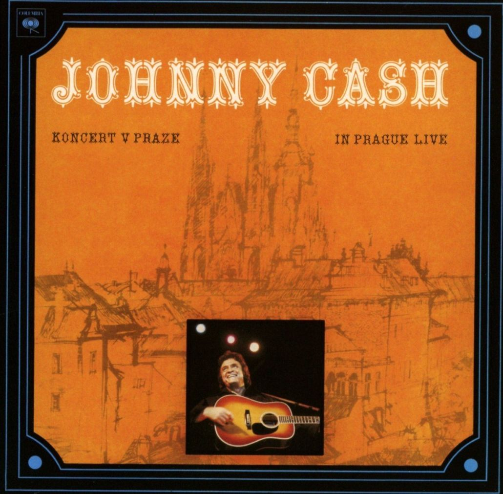 Johnny Cash – live in Prague 1978