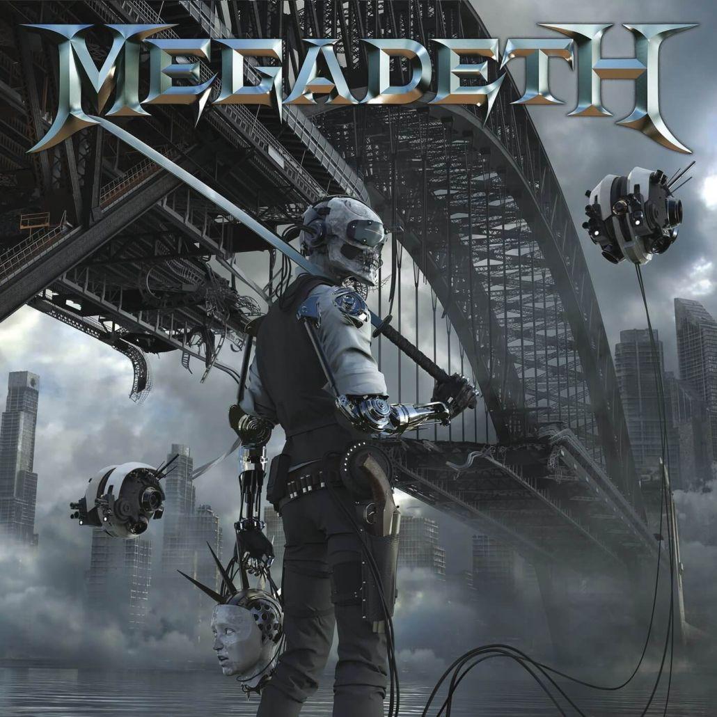 Megadeths Weg in eine schauerlich-düstere Zukunft