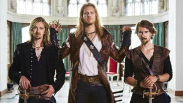 """Musketier-Rock von dArtagnan: das Album heißt """"Seit an Seit"""""""