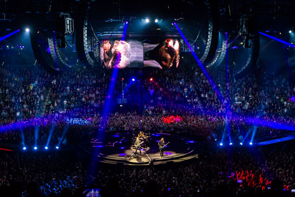 Killed By Drones – Muse 2016 in Köln