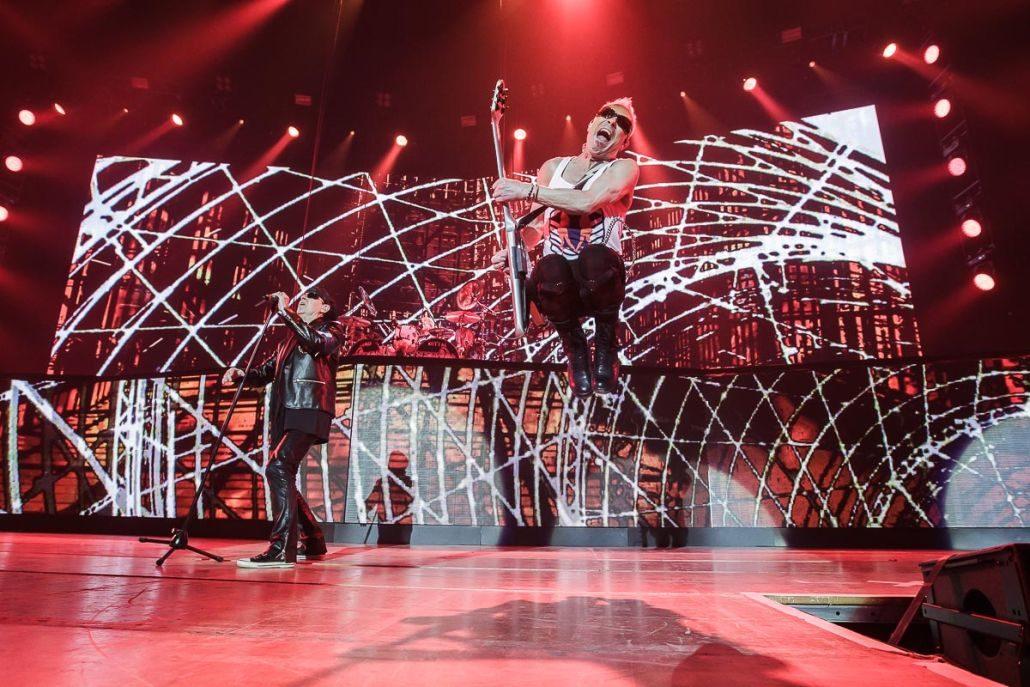 Scorpions – Fotos aus Dortmund 2016