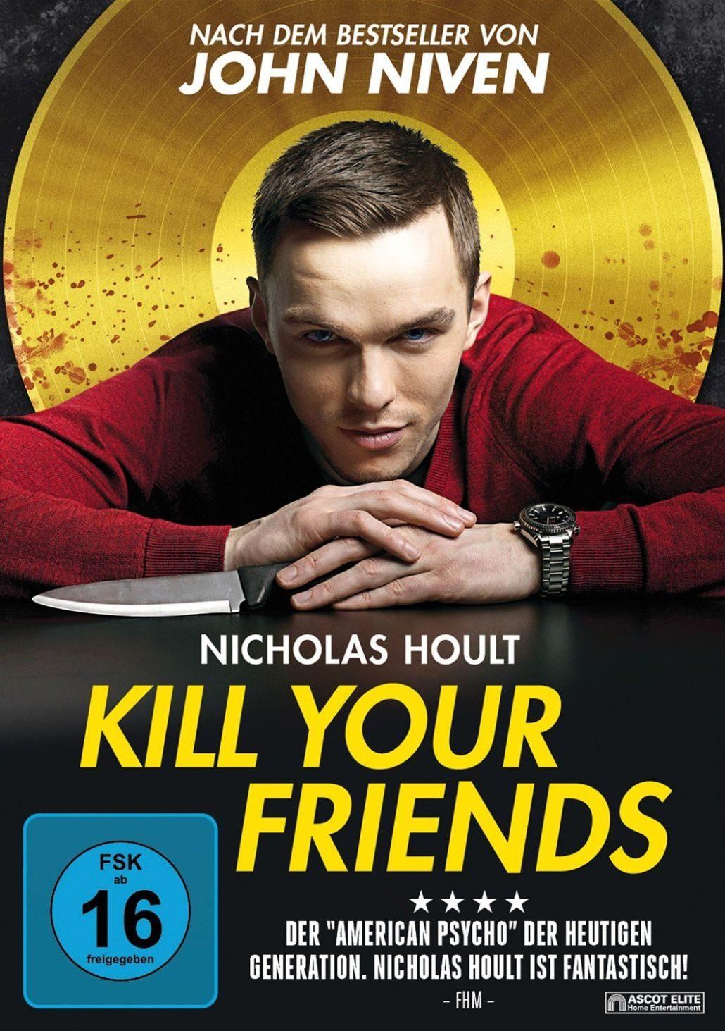 """""""Kill You Friends"""" – Britpop tötet!"""