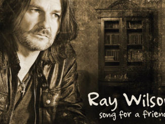 RayWilson SONG-FOR-A-FRIEND-kl