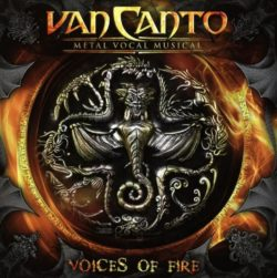 Van Canto Voices Of Fire bei Amazon bestellen