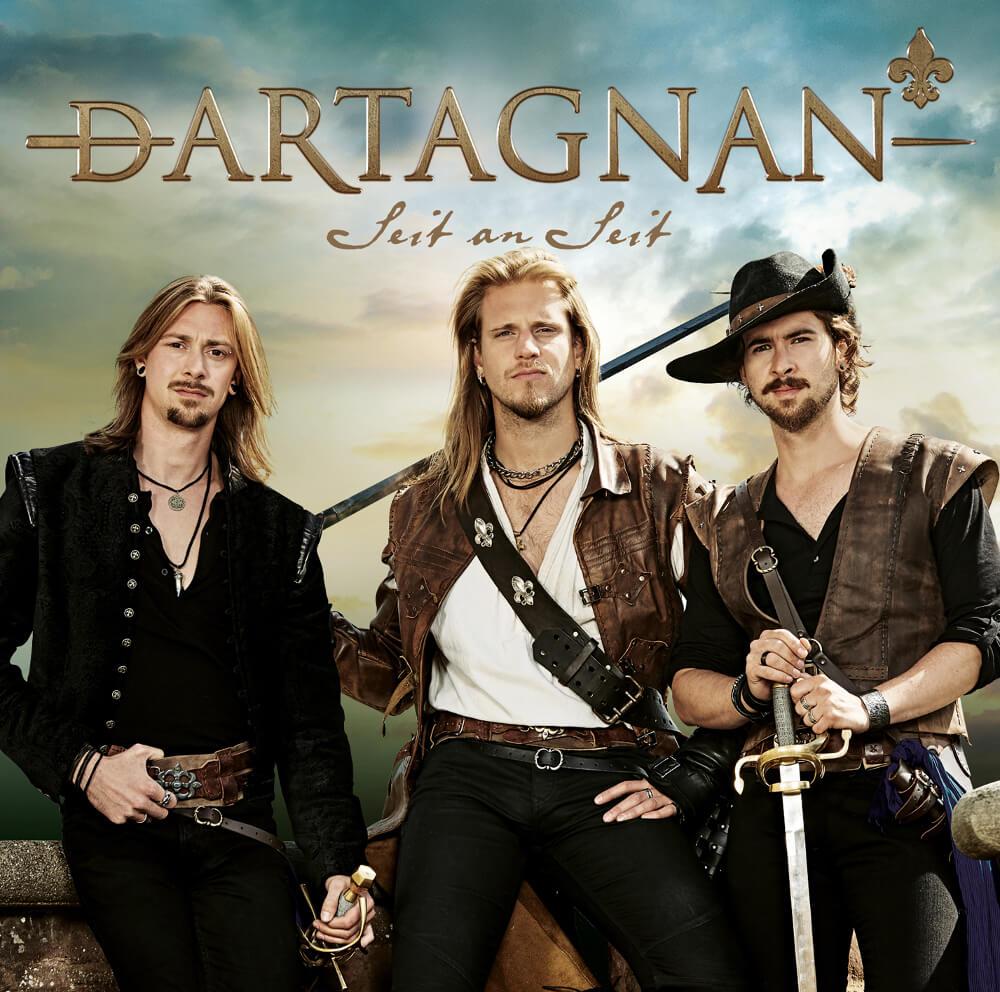 """dArtagnan: drei Musketiere kämpfen """"Seit an Seit"""""""