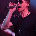 Die norwegische Pop-Band - a-ha - bei ihrem letzten Konzert der Cast in Steel Tour in Deutschland am 26. April 2016 in der Lanxess Arena in Köln.