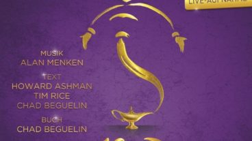 "Disneys ""Aladdin"" – der Originalsoundtrack des Hamburger Musicals"