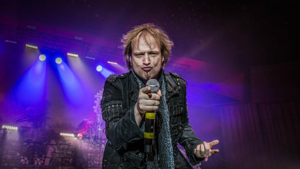 Avantasia am 31. März 2016 in der Saarlandhalle