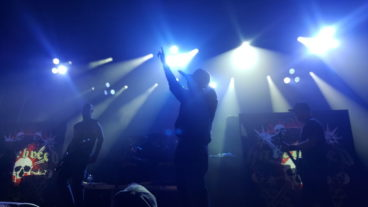 Oberhausen bebt – Das Impericon Festival 2016
