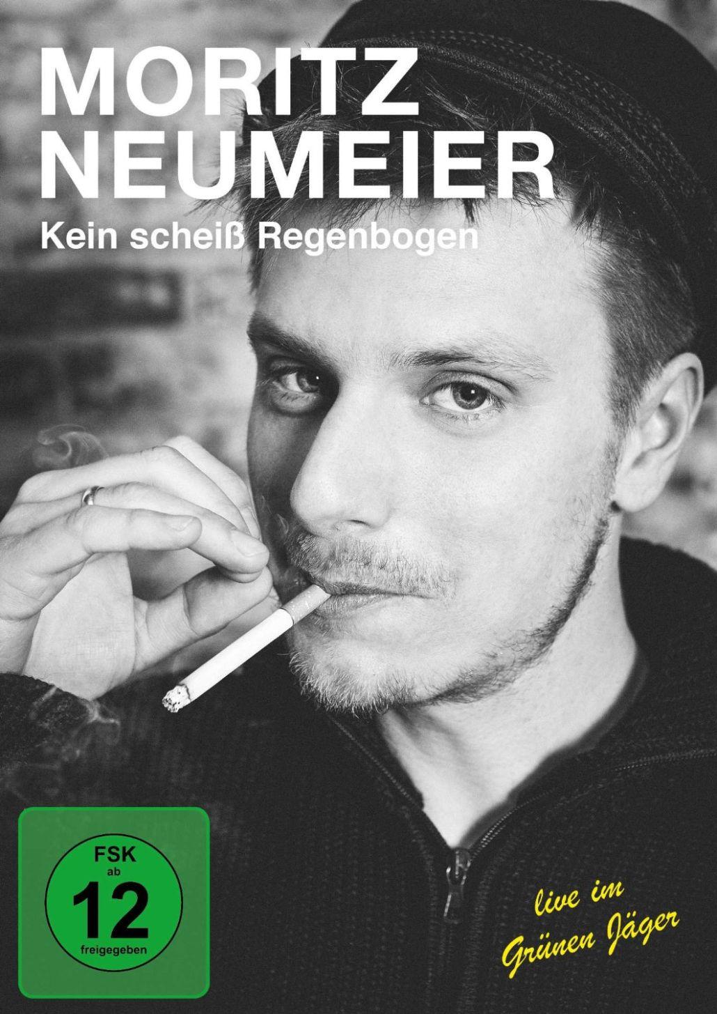 Moritz Neumeier: Zigarette statt Regenbogen