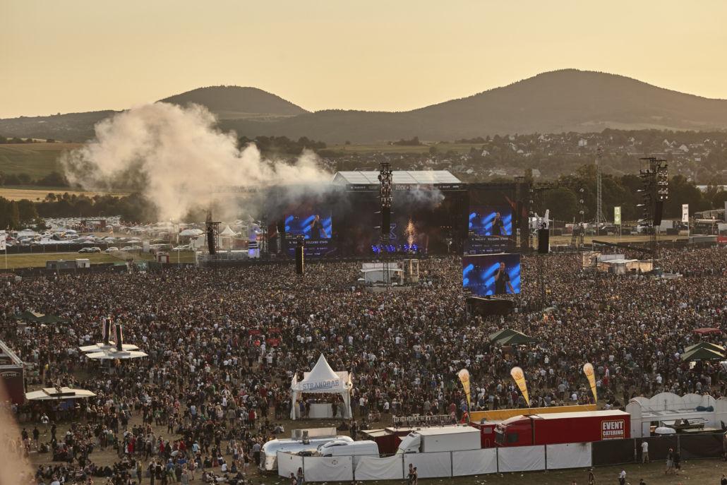 Rock am Ring 2017 – Vorverkauf hat begonnen