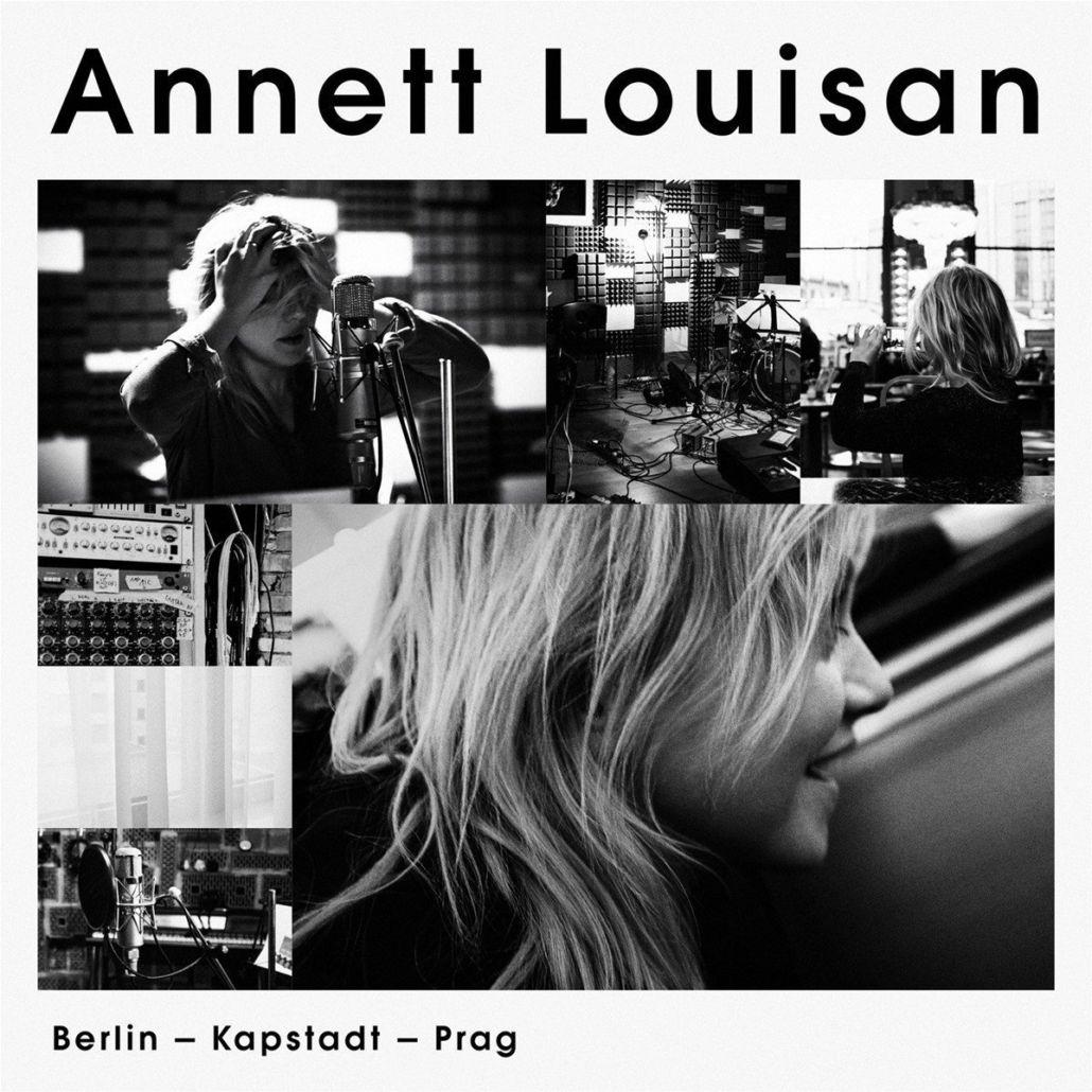 """Annett Louisan covert auf """"Berlin – Kapstadt – Prag"""" deutschsprachige Lieder"""
