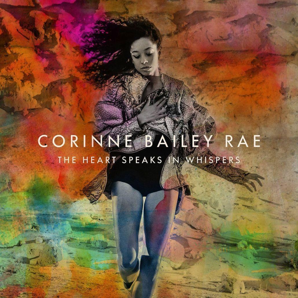 Corinne Bailey Rae lässt ihr Herz flüstern