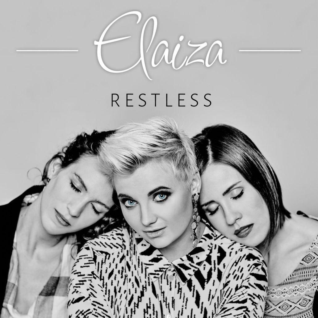 """Das Frauentrio Elaiza präsentiert sein zweites Album """"Restless"""""""