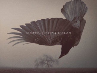 Katatonia - Fall Of Hearts - Medium Res Cover