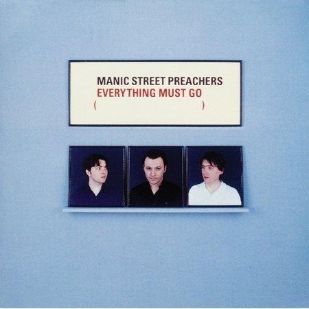 "Manic Street Preachers – ""Everything Must Go"" zum 20."