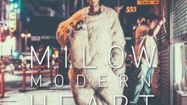 """Milow: """"Modern Heart"""" mit elektronischem Touch"""