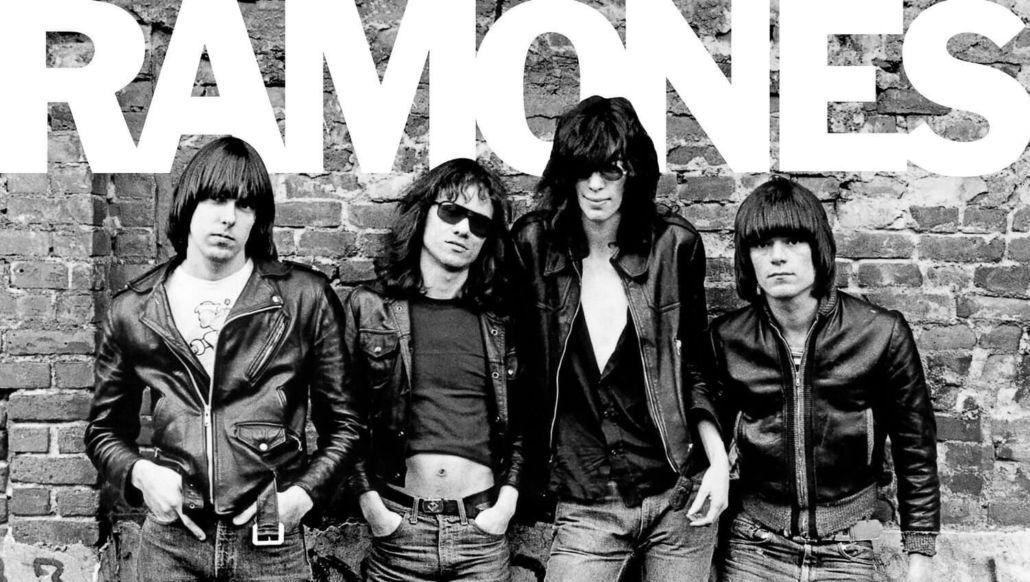 Ramones – 40th Anniversary Deluxe Edition des Debüts