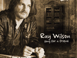 RayWilson SONG-FOR-A-FRIEND-FRONT