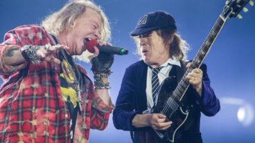 Und dann kam Axl – AC/DC in Düsseldorf