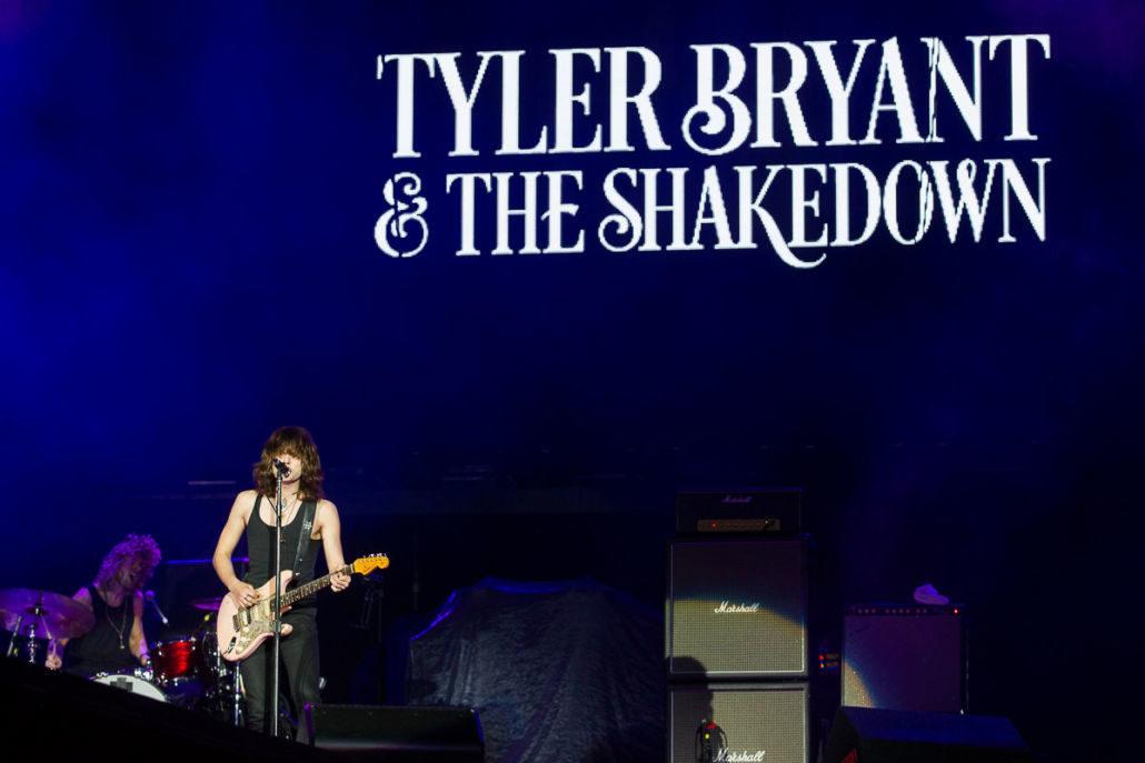 Tyler Bryant & the Shakedown – Fotos aus Düsseldorf 2016