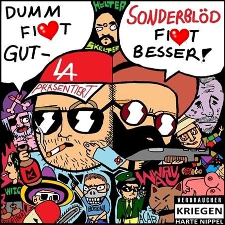 """Die Nouvelle Vague des deutschen Hip Hops – Sonderblöd mit """"DFGSB"""""""