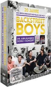 Backstreet DVD