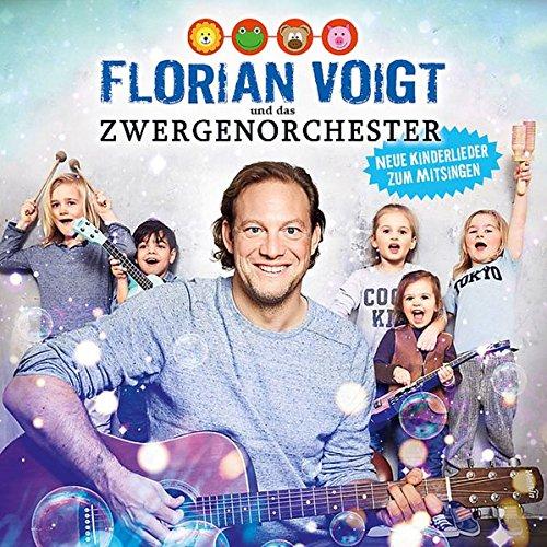 Florian Voigt und das Zwergenorchester – neue Kinderlieder