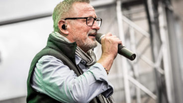 Die antifaschistischen Lieder von Konstantin Wecker – neue CD