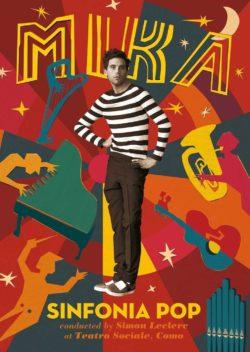 Mika Sinfonia Pop bei Amazon bestellen