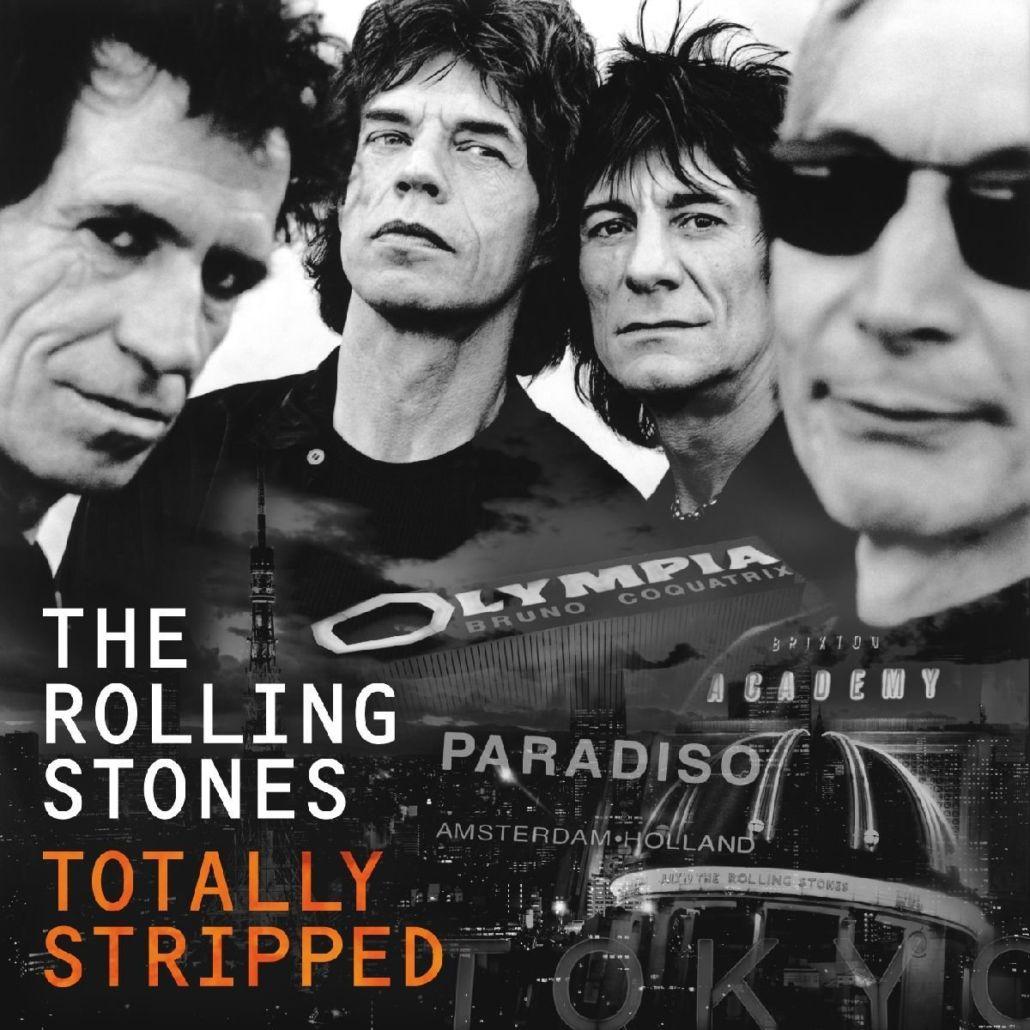 """Die Stones ziehen sich nochmal aus: """"Totally Stripped"""""""