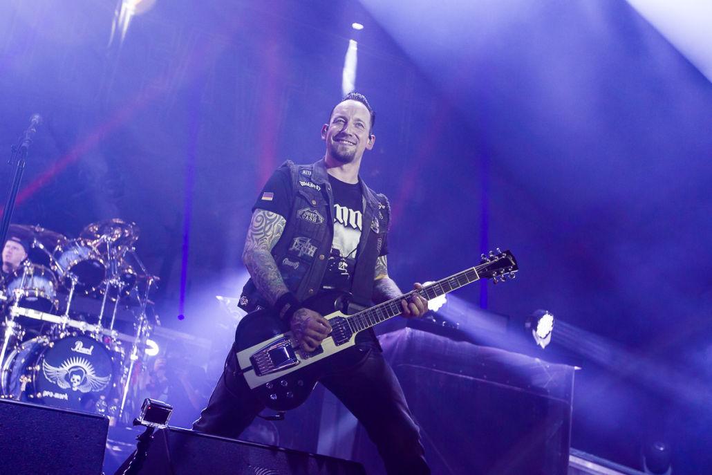 Volbeat – Fotos von Rock am Ring 2016