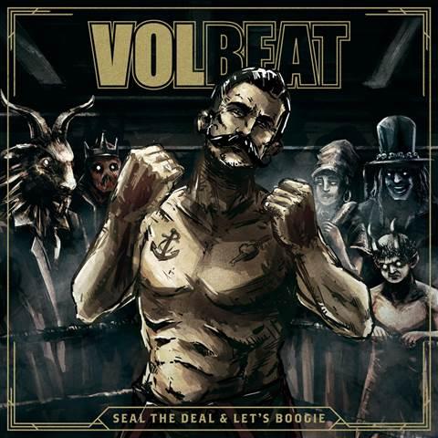 Volbeat zeigen sich von ihrer fröhlichen Seite
