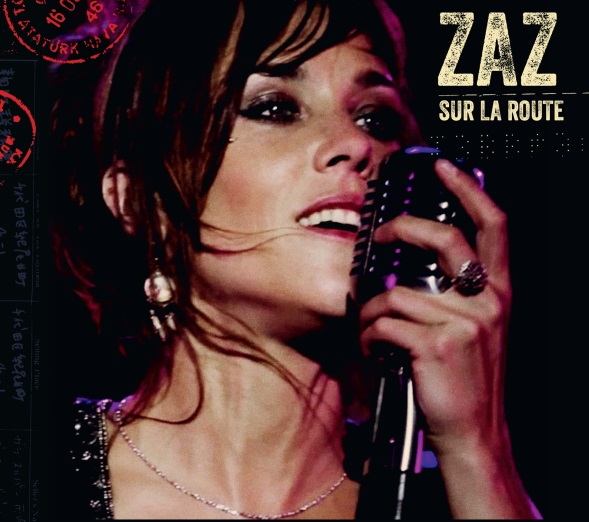 """ZAZ war lange unterwegs: """"Sur La Route"""""""