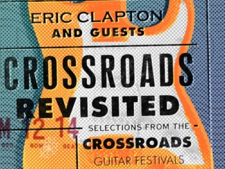 Clapton_Crossroads Revisited Cover